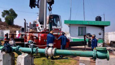 Photo of Comisión del Agua del Estado de México pone en operación pozo de agua en Hueypoxtla