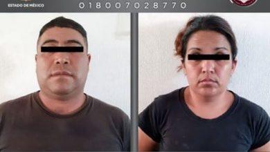 Photo of Detienen a pareja que estrangularon a director de telesecundaria en Zumpango