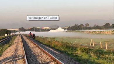 Photo of Fuga de gas en Nextlalpan por toma clandestina provoca evacuación de 2 mil habitantes