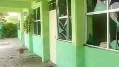 Photo of Vandalizan instalaciones de Telesecundaria en Zumpango