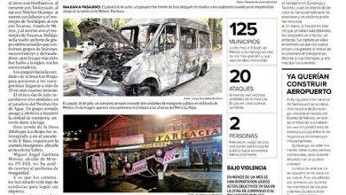 Photo of Excelsior publica: Zumpango, de pueblo olvidado a manjar de delincuentes
