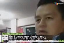 Photo of Tv Azteca revela que Miguel Ángel Gamboa es complice de desapariciones en Zumpango VIDEO