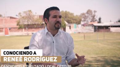 Photo of Conociendo a Reneé Rodríguez, Candidato a Diputado Local Dtto. 20 PAN